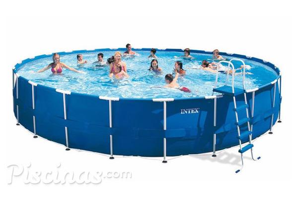 Todas as possibilidades de uma piscina de pl stico for Piscinas plasticas grandes