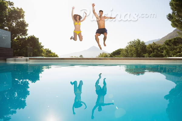 Qual a profundidade ideal para a piscina?