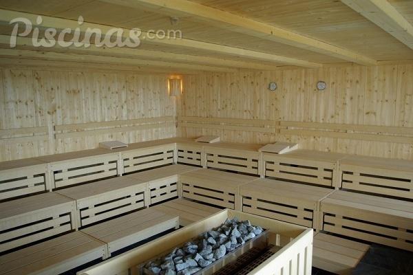 Os benefícios da sauna