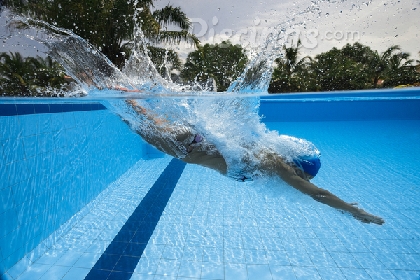 Cloro entenda sua fun o no tratamento da piscina - Cloro in piscina ...