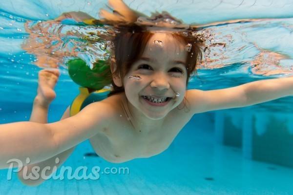 Sua piscina, seu bebê