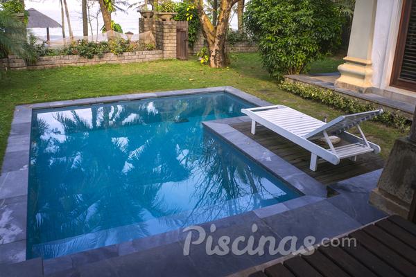 Mini piscinas: ideias para espaços reduzidos