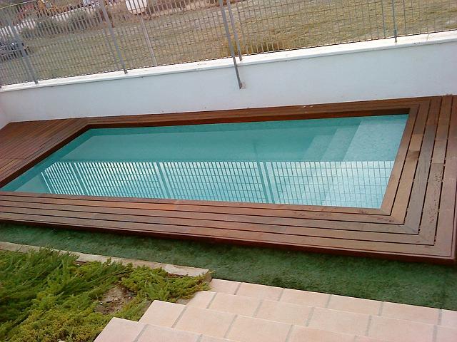 Sete dicas de desenho para piscinas pequenas for Piscinas pequenas de obra