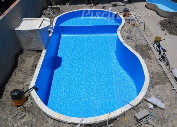 Fotos de jmc piscinas for Piscina de fibra 3 por 4