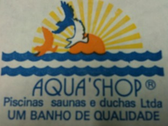 Logo Aqua Shop Piscinas