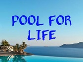 Logo Pool For Life
