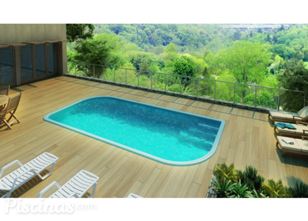 fotos de piscinas beluga