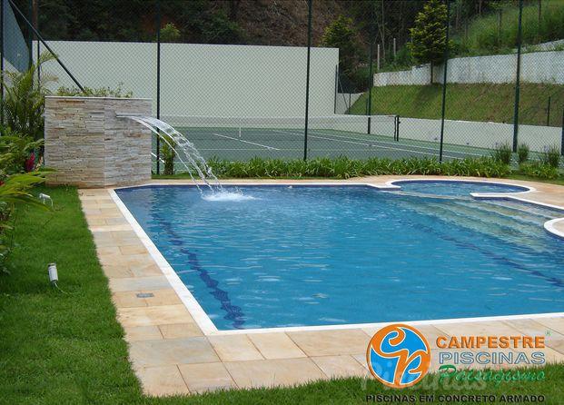 Modelos area lazer piscina quotes for Modelos de piscinas campestres